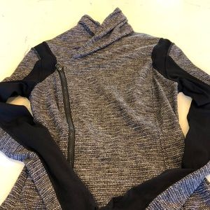 Lululemon Asymmetrical Zip Up Jacket